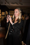 NOELLE RENO, Preview evening  in support of The Eve Appeal, a charity dedicated to protecting women from gynaecological cancers. Bonhams Knightsbridge, Montpelier St. London. 29 April 2019