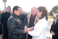 12/7/09 - 11:26:26 AM - FORTESCUE, NJ: Diana & Ken - December 7, 2009 - Fortescue, New Jersey. (Photo by William Thomas Cain/cainimages.com)