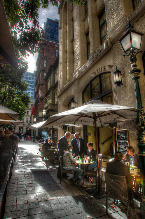 Sunny Melbourne. Bank Place. Pic By Craig Sillitoe CSZ/The Sunday Age.11/05/2012  Pic By Craig Sillitoe CSZ / The Sunday Age melbourne photographers, commercial photographers, industrial photographers, corporate photographer, architectural photographers, This photograph can be used for non commercial uses with attribution. Credit: Craig Sillitoe Photography / http://www.csillitoe.com<br /> <br /> It is protected under the Creative Commons Attribution-NonCommercial-ShareAlike 4.0 International License. To view a copy of this license, visit http://creativecommons.org/licenses/by-nc-sa/4.0/.