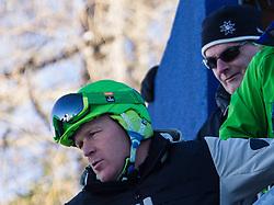 23.01.2013, Streif, Kitzbuehel, AUT, FIS Weltcup Ski Alpin, Abfahrt, Herren, 2. Training, im Bild Didier Cuche (SUI) // Didier Cuche during 2nd practice of mens Downhill of the FIS Ski Alpine World Cup at the Streif course, Kitzbuehel, Austria on 2013/01/23. EXPA Pictures © 2013, PhotoCredit: EXPA/ Mitchell Gunn