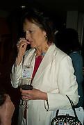 LADY RACHEL BILLINGTON, Book launch for Shire Hell by Rachel Johnson. the Strand. London. 15 May 2008.  *** Local Caption *** -DO NOT ARCHIVE-© Copyright Photograph by Dafydd Jones. 248 Clapham Rd. London SW9 0PZ. Tel 0207 820 0771. www.dafjones.com.
