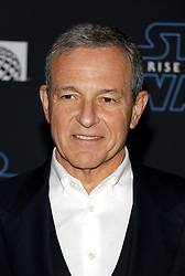 Bob Iger at the World premiere of Disney's 'Star Wars: The Rise Of Skywalker' held at the Dolby Theatre in Hollywood, USA on December 16, 2019.