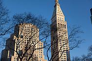New York Life insurance company building New York, Manhattan - United states
