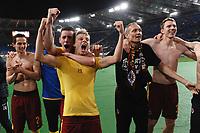 Ladislav Krejci Sparta Esultanza Cedlebration <br /> Roma 17-03-2016 Stadio Olimpico Football Europa League Round of 16 second leg 2015/2016 Lazio - Sparta Praha. Foto Andrea Staccioli / Insidefoto
