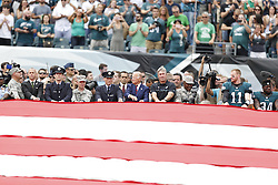 during the NFL Game between the Cleveland Browns and the Philadelphia Eagles at Lincoln Financial Field in Philadelphia on Sunday September 11th 2016. The Eagles 29-10. (Brian Garfinkel/Philadelphia Eagles)