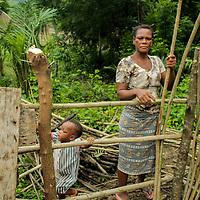 In the Garden by Mavis Daisy Apawu