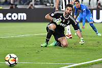 Gianluigi Buffon Juventus <br /> Torino 22-04-2018 Allianz Stadium Football Calcio Serie A 2017/2018 Juventus - Napoli Foto Andrea Staccioli / Insidefoto