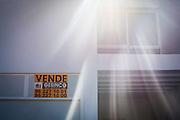 Maison en vente, suite a la crise immobiliere, region de Valencia, Espagne. // House for sale after the housing crisis in Valencia, Spain.