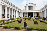 The National Museum in Jakarta on the 2nd November 2019 in Java in Indonesia.