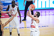 DESCRIZIONE : Varese FIBA Eurocup 2015-16 Openjobmetis Varese Telenet Ostevia Ostende<br /> GIOCATORE : Daniele Cavaliero<br /> CATEGORIA : Tiro<br /> SQUADRA : Openjobmetis Varese<br /> EVENTO : FIBA Eurocup 2015-16<br /> GARA : Openjobmetis Varese - Telenet Ostevia Ostende<br /> DATA : 28/10/2015<br /> SPORT : Pallacanestro<br /> AUTORE : Agenzia Ciamillo-Castoria/M.Ozbot<br /> Galleria : FIBA Eurocup 2015-16 <br /> Fotonotizia: Varese FIBA Eurocup 2015-16 Openjobmetis Varese - Telenet Ostevia Ostende