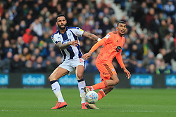March 9, 2019 - West Bromwich, England, United Kingdom - Kyle Bartley of West Bromwich Albion and Cole Skuse of Ipswuch Town  during the Sky Bet Championship match between West Bromwich Albion and Ipswich Town at The Hawthorns, West Bromwich on Saturday 9th March 2019. (Credit Image: © Leila Coker/NurPhoto via ZUMA Press)