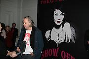 Sir Bob Geldof, ' Show Off' Theo Fennell exhibition co-hosted wit Vanity Fair. Royal Academy. Burlington Gdns. London. 27 September 2007. -DO NOT ARCHIVE-© Copyright Photograph by Dafydd Jones. 248 Clapham Rd. London SW9 0PZ. Tel 0207 820 0771. www.dafjones.com.