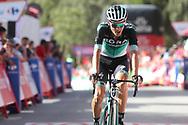 Emanuel Buchmann (GER - Bora - Hansgrohe) during the UCI World Tour, Tour of Spain (Vuelta) 2018, Stage 4, Velez Malaga - Alfacar Sierra de la Alfaguara 161,4 km in Spain, on August 28th, 2018 - Photo Luis Angel Gomez / BettiniPhoto / ProSportsImages / DPPI