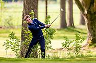 11-05-2019 Foto's NGF competitie hoofdklasse poule H1, gespeeld op Drentse Golfclub De Gelpenberg in Aalden. Foursomes:   Houtrak 1 - Michael Kraaij