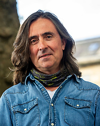 Pictured: Neil Oliver <br /><br />Neil Oliver (born 21 February 1967) is a British television presenter, freelance archaeologist, conservationist and author. He is best known as a presenter of several BBC historical and archaeological documentary series, including A History of Scotland, Vikings and Coast.<br /><br />Ger Harley | EEm 13 August 2019