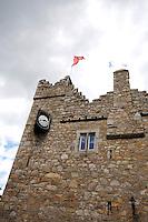 Dalkey Castle & Heritage Centre fifteenth century medieval Town House in Dalkey Village Dublin Ireland
