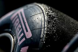 October 26, 2018 - Mexico-City, Mexico - Motorsports: FIA Formula One World Championship 2018, Grand Prix of Mexico, .Pirelli, tire, tires, tyre, tyres, wheel, wheels, Reifen, Rad, feature  (Credit Image: © Hoch Zwei via ZUMA Wire)