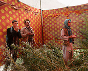 Attendees. Mr Rupani, director of the Rupani foundation, coming to Qala-e Panja village for the official opening of an itinerant school. The life of the Wakhi people, in the Wakhan corridor, amongst the Pamir mountains. Trekking with Paul Salopek.