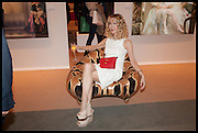 BASIA BRIGGS at the preview of LAPADA Art and Antiques Fair. Berkeley Sq. London. 23 September 2014.