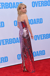 """Los Angeles premiere of """"Overboard"""" held at the Regency Village Theatre on April 30, 2018 in Westwood, CA. 30 Apr 2018 Pictured: Anna Faris. Photo credit: O'Connor/AFF-USA.com / MEGA TheMegaAgency.com +1 888 505 6342"""