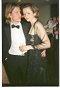 Emily Watson. Miramax post Bafta's party. Noble Rot. 9 April 2000. © Copyright Photograph by Dafydd Jones 66 Stockwell Park Rd. London SW9 0DA Tel 020 7733 0108 www.dafjones.com