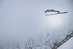 10.12.2020, Planica Nordic Centre, Ratece, SLO, FIS Skiflug Weltmeisterschaft, Planica, Einzelbewerb, Qualifikation, im Bild Piotr Zyla (POL) // Piotr Zyla of Poland during the qualification for the men individual competition of FIS Ski Flying World Championship at the Planica Nordic Centre in Ratece, Slovenia on 2020/12/10. EXPA Pictures © 2020, PhotoCredit: EXPA/ JFK