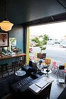 Astoria Coffeehouse and Bistro. Astoria, Oregon.