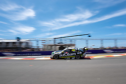October 19, 2018 - Gold Coast, QLD, U.S. - GOLD COAST, QLD - OCTOBER 19: Craig Lowndes in the Autobarn Lowndes Racing Holden Commodore during Friday practice at The 2018 Vodafone Supercar Gold Coast 600 in Queensland on October 19, 2018. (Photo by Speed Media/Icon Sportswire) (Credit Image: © Speed Media/Icon SMI via ZUMA Press)