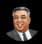 Kim Il-sung 1912 – 1994) Korean communist, and politician who led North Korea from its founding in 1948 until his death. During his tenure as leader of North Korea, he ruled the nation with autocratic power and established an all-pervasive cult of personality.