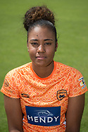 Hayley Matthews of Southern Vipers during the Southern Vipers Press Day 2017 at the Ageas Bowl, Southampton, United Kingdom on 31 July 2017. Photo by David Vokes.