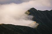 Main ridge of Tararuas