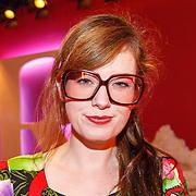 NLD/Amsterdam/20150901 - Perspresentatie LULverhalen 2015 dames editie, Tinkebell, pseudoniem van Katinka Simonse