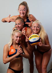 Esmee Priem, Katja Stam, Julia Wouters, Raïsa Schoon during the BTN photoshoot on 3 september 2020 in Den Haag.