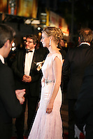Anne Consigny at the Vous N'Avez Encore Rien Vu gala screening at the 65th Cannes Film Festival France. Monday 21st May 2012 in Cannes Film Festival, France.
