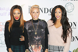 Stooshe, London Lifestyle Awards, The Troxy, London UK, 23 October 2013, Photo by Richard Goldschmidt © Licensed to London News Pictures.23/10/13 . Photo credit : Richard Goldschmidt/Piqtured/LNP