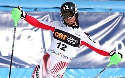 Marcel Hirscher at 9th men's slalom race of Audi FIS Ski World Cup, Pokal Vitranc,  in Podkoren, Kranjska Gora, Slovenia, on March 1, 2009. (Photo by Vid Ponikvar / Sportida)