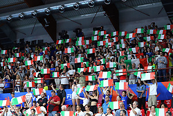 INNO PUBBLICO ITALIA<br /> ITALIA - RUSSIA<br /> PALLAVOLO VNL VOLLEY PERUGIA <br /> PERUGIA 13-06-2019<br /> FOTO GALBIATI - RUBIN