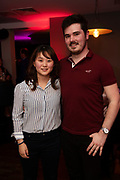 25/09/2018 Repro free: <br /> Kate Kim and Kevin O'Reilly, 3rd year ned students NUIG at the launch of Galway Racecourse  details of their new and exciting three-day October Festival that takes place over the Bank Holiday weekend, Saturday 27th, Sunday 28th and Monday 29th continuing racing and glamour into the Autumn.<br />   Each of the three race days offers something for all the family to enjoy, with a special theme attached to each day, together with fantastic horse racing, live music, delicious hospitality, entertainment and of course the meeting of old friends and new at Ballybrit.  <br /> Halloween Family Fun <br /> On Saturday 27th October come along with your children and grand children and enjoy the 'Spooktacular' Halloween themed family fun day with lots of entertainment including a fancy-dress competition, Halloween games and face painting to mention but a few!! All weekend children under 16 years of age have free admission. <br /> Race in Pink <br /> As part of this new October Festival and with-it being Breast Cancer Awareness month, Galway Racecourse have partnered with The National Breast Cancer Research Institute to host a dedicated fundraiser on Sunday 28th October called 'Race in Pink'.  <br /> <br /> Student Race Day in aid of the Voluntary Services Abroad <br /> Monday sees the return of our annual 'Student Race Day' in conjunction with the Voluntary Services Abroad (a medical aid charity run by the fourth-year medical students of NUI, Galway), and the NUIG Rugby Club.  Each year, this fundraising day for the student organisations raises a tremendous amount of money for their chosen projects including the VSA annual summer volunteer trip to Africa where they use the funds raised to help projects at the hospitals they visit. <br />  National hunt racing on Saturday kicks off at 2.05pm with racing Sunday and Monday off at 1.05pm. Adult admission on all three days is €15 with children under 16 years of age, free. For more information please check 