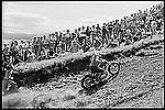 Jackpine Gypsies' Hillclimb, Sturgis, South Dakota, 1979<br /> <br /> Limited Edition Print from an edition of 15. Photo ©1979 Michael Lichter.