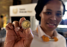 The SA Reserve Bank launches the its first commemorative banknotes & R5 coin - 13 July 2018