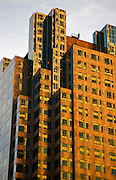 Office buildings, Downtown Los Angeles, California.