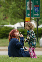 Memorial Day parade and service in Laconia, NH.  (Karen Bobotas/for the Laconia Daily Sun)