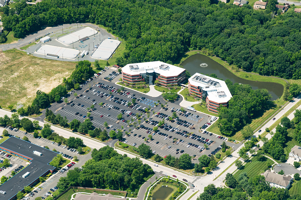 Aerial photography of commercial real estate in the NJ, NY, and PA area's