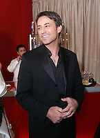 28 April 2006: Ty Treadway of Soap Talk in the exclusive behind the scenes photos of celebrity television stars in the STAR greenroom at the 33rd Annual Daytime Emmy Awards at the Kodak Theatre at Hollywood and Highland, CA. Contact photographer for usage availability.
