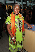 June 12, 2017-New York, New York-United States: Civil Rights Activist Dr. Lenora Taitt-Magubane attends ' Cocktails & Conversation with Ambassador Zindzi Mandela 'highlighting the advocacy for the equity and rights of girls and women held at the Lincoln Ristorante at Lincoln Center on June 12, 2017 in New York City. Powered by CareerBox Soweto, the organization's mission is fulfill the hopes and dreams of youth of South Africa. (Photo by Terrence Jennings/terrencejennings.com)