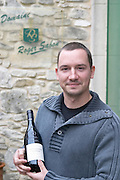 Julien Sabon owner domaine roger sabon chateauneuf du pape rhone france