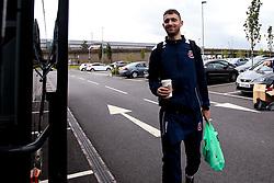 Josh Rogers of Bristol Flyers - Mandatory by-line: Robbie Stephenson/JMP - 16/09/2019 - BASKETBALL - University of Worcester Arena - Worcester, England - Worcester Wolves v Bristol Flyers - Preseason Friendly