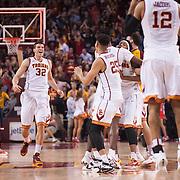 USC Basketball v Arizona