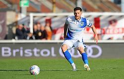 Tom Lockyer of Bristol Rovers in action- Mandatory by-line: Nizaam Jones/JMP - 04/05/2019 - FOOTBALL - Memorial Stadium - Bristol, England - Bristol Rovers v Barnsley - Sky Bet League One