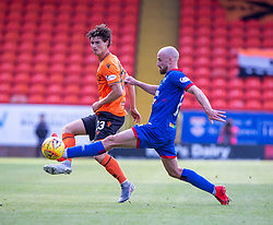 Dundee United 4 v 1 Inverness Caledonian Thistle, first Scottish Championship game of season 2019-2020, played 3/8/2019 at Tannadice Park, Dundee.